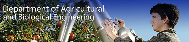 Agricultural and Biological Engineering
